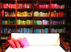 bookshelf photo by chotda