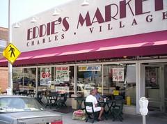 Eddie's Market, Charles Village, Baltimore