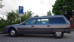 Citroen CX Break: Guter Parkplatz