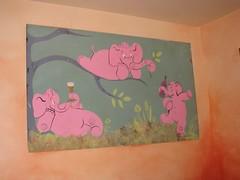Drunken elephants