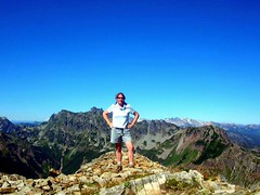 Me on top of Alta Mt