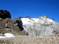East peak of Daniel