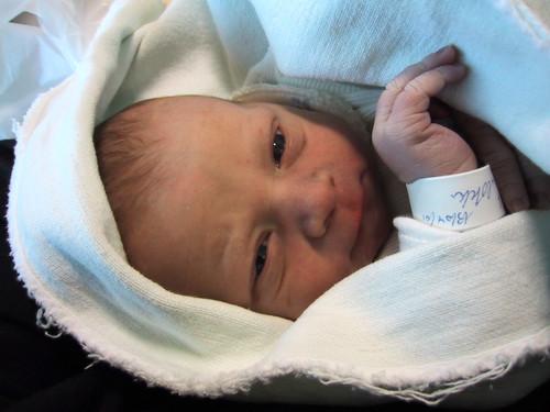 Louis juist geboren