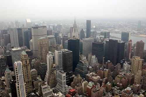 East Side Skyline
