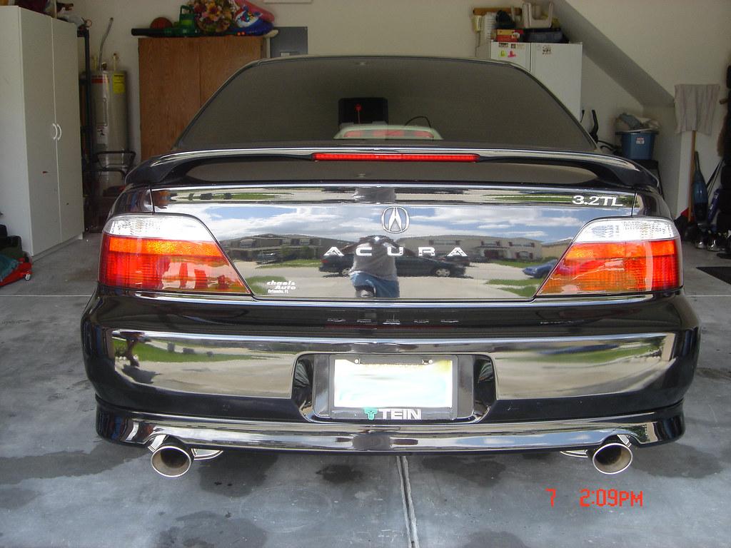 FOR SALE 99 Acura 32TL Black