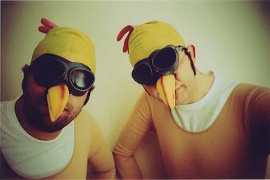 dos gallinas en honolulu