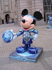 TRON Mickey