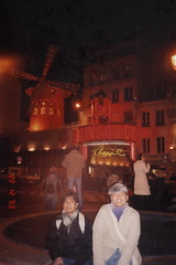 Moulin Rouge, Paris, France