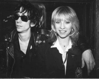 Stiv Bators & Cynthia Ross