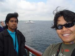 Dalam Ferry Dari Germany ke Denmark