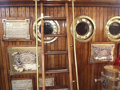 Buque Museo A.R.A Corbeta Uruguay