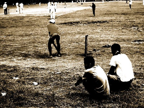At the Crease More Cricket