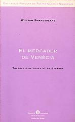 Shakespeare Mercader Venecia