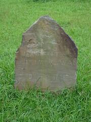 Monument, Margaret ... Black Oak Cemetery, Dekalb County AL