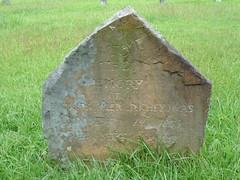 To the Memory Of...  Black Oak Cemetery, Dekalb County AL