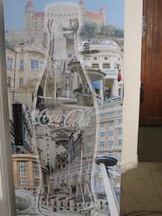Bratislava as a Coke Bottle