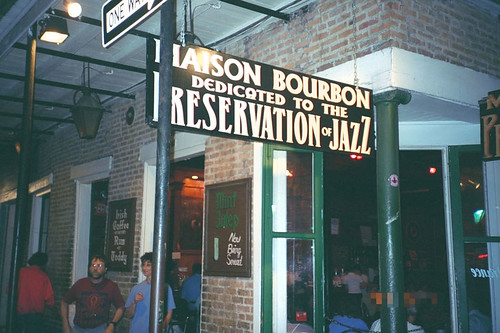 New Orleans Jazz & Heritage Festival - Preservarion Hall