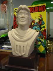 Busto del Capitán Trueno