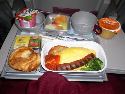 Breakfast@Qatar Airways