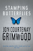 Stamping Butterflies - Jon Courtenay Grimwood