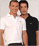 Mauricio y Eduardo