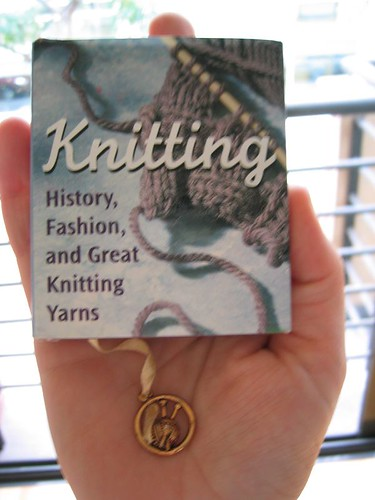 Gail's knitting booklet