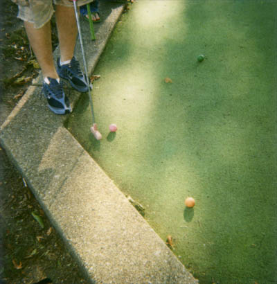 Mini Golf at Hain's Point 1