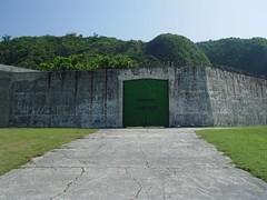 舊綠監的大門