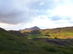 Hills of Reykjahlíð