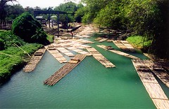 Jamaican rafts