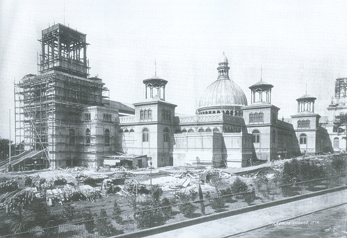 Garden Palace 1879
