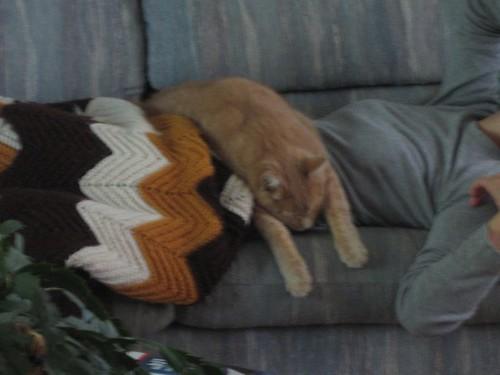 Slepping Beanie