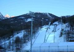 Pragelato ski jump