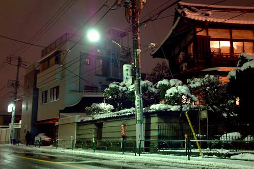 snowed M-Facade