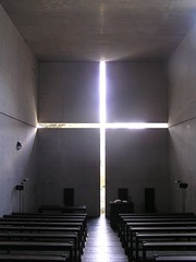 The Church of Light by Ando Tadao photo by MichaelScullion 舞蹴氏