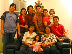 Christmas 2005 Family Picture