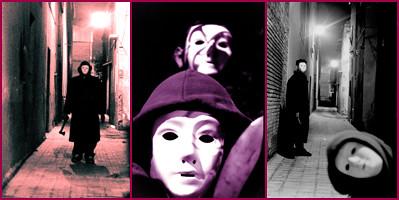 mascaras nocturnas