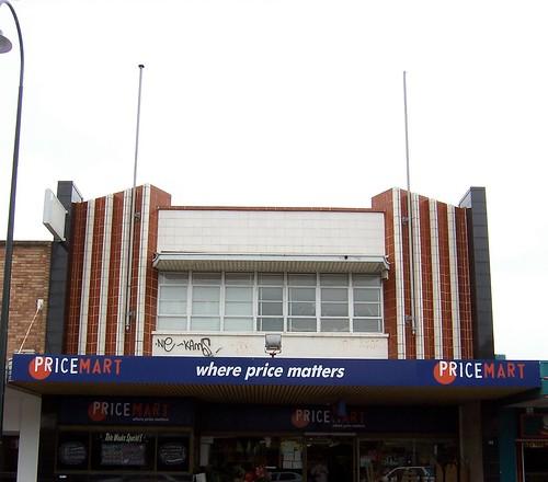 Tiled shop