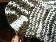 Lorna's Laces Cedar Stripe