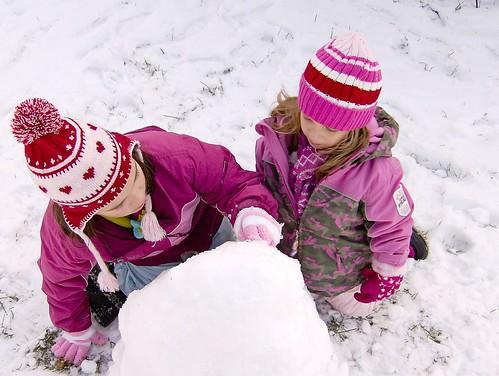 Building a Snowman 2