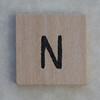 Wooden Tile N