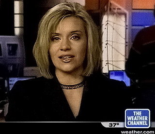 Hillary Andrews Weather Channel