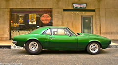 1967 Pontiac Firebird photo by Mishari Al-Reshaid Photography