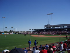 Spring Training, Tempe Diablo Stadium