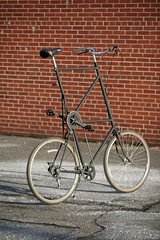 Gnarly Tall Bike I built... photo by Dancing Weapon of Mass Destruction