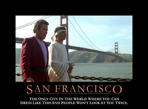 Star Trek Motivation: San Francisco