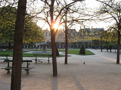 Place des Vosges photo by fact244