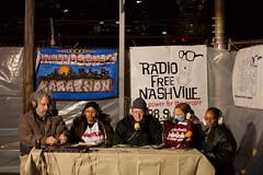 Nashville Homelessness Radio Marathon via cwage