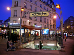 McDonald's Cadet - Paris (France) photo by Meteorry