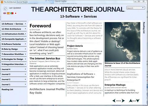 ArcJournal WPF Reader